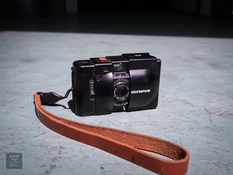 Olympus XA 35mm Film Camera