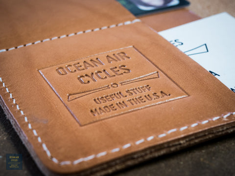 Leather Journey Wallet