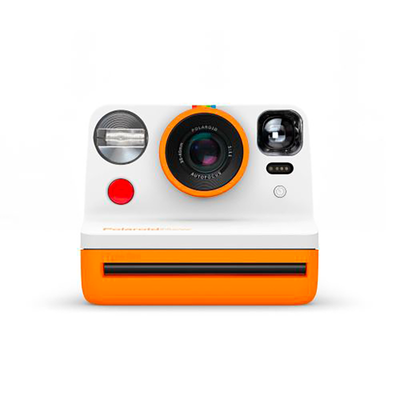 APPAREIL PHOTO INSTANTANE POLAROID NOW - ORANGE