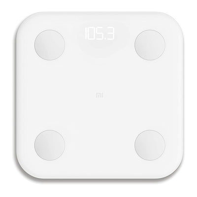 BALANCE XIAOMI MY BODY COMPOSITION SCALE - BLANC