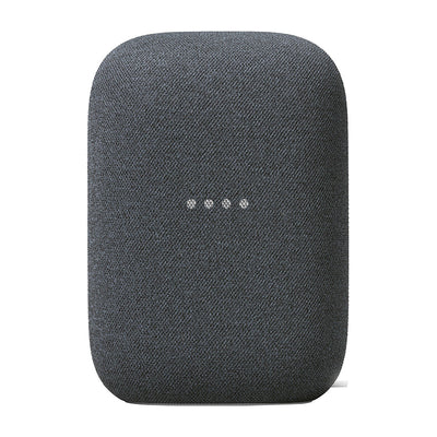 GOOGLE NEST AUDIO GALET ASSISTANT VOCAL - CHARBON
