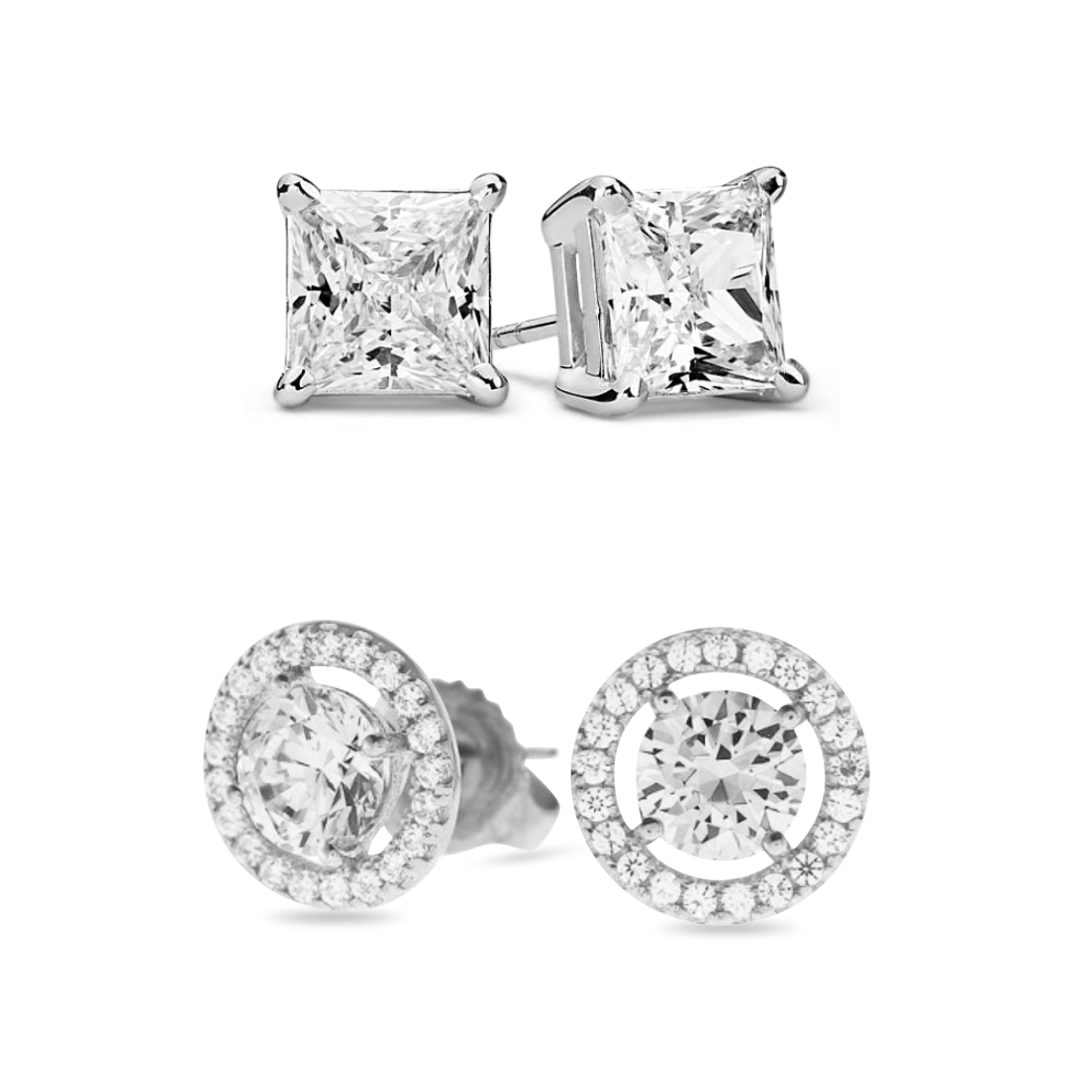[PROMO SET] Celeste Lilith Earrings Diamond Set