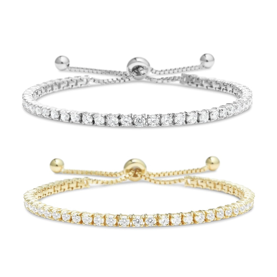 [PROMO BUNDLE] Winslet Adjustable Bracelet Diamond Set