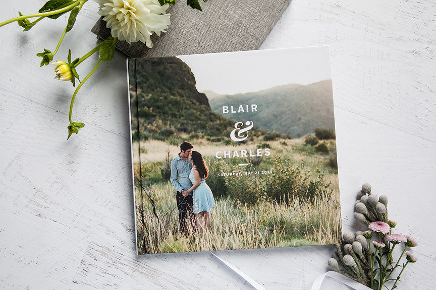 Product Spotlight: Interactive Wedding Guest Books