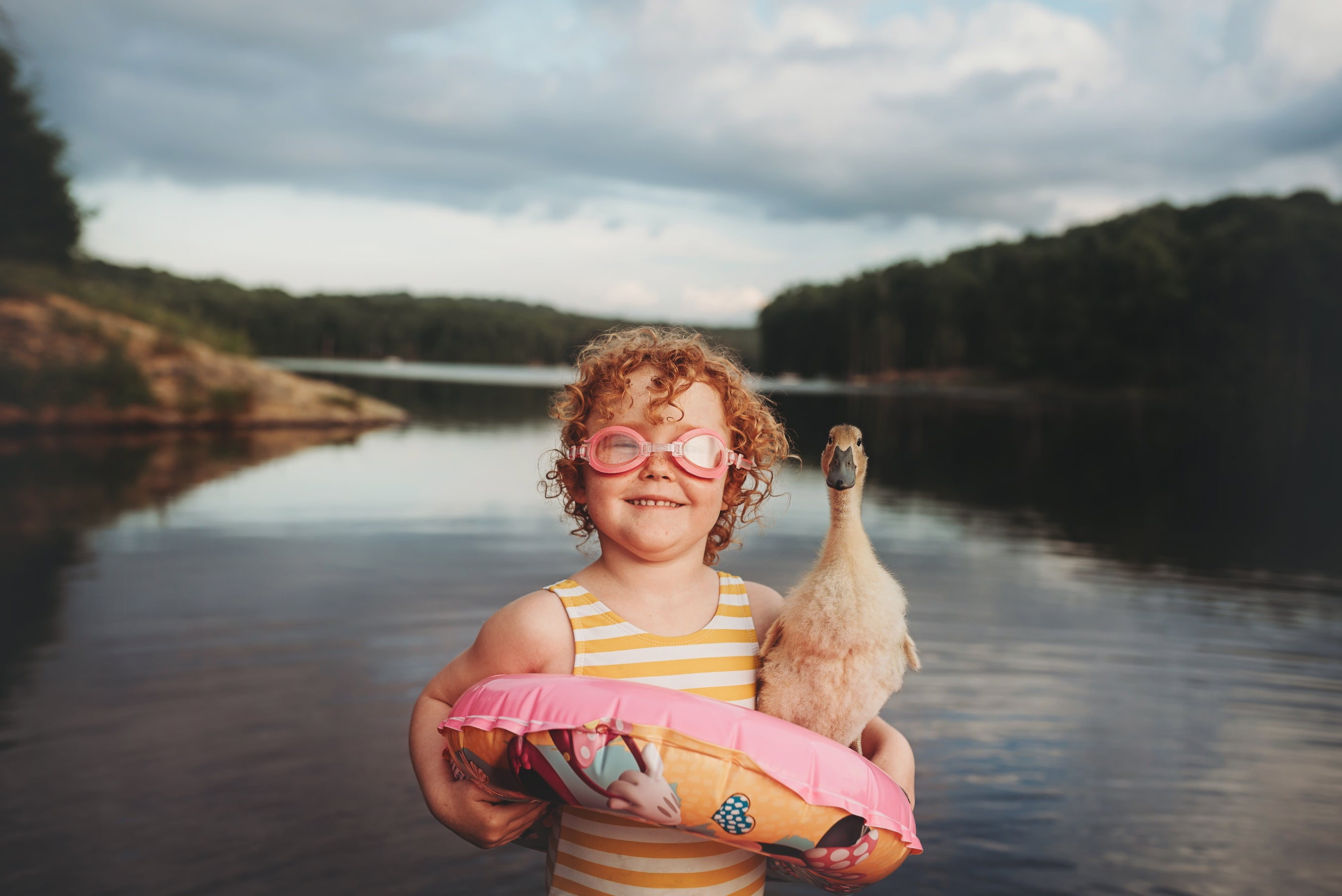 Capturing Unique Images with Children & Animals
