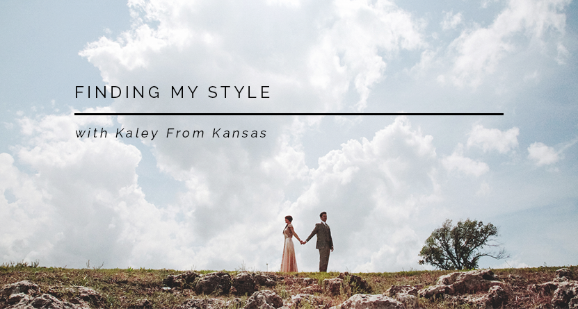 Kaley from Kansas: Finding My Style
