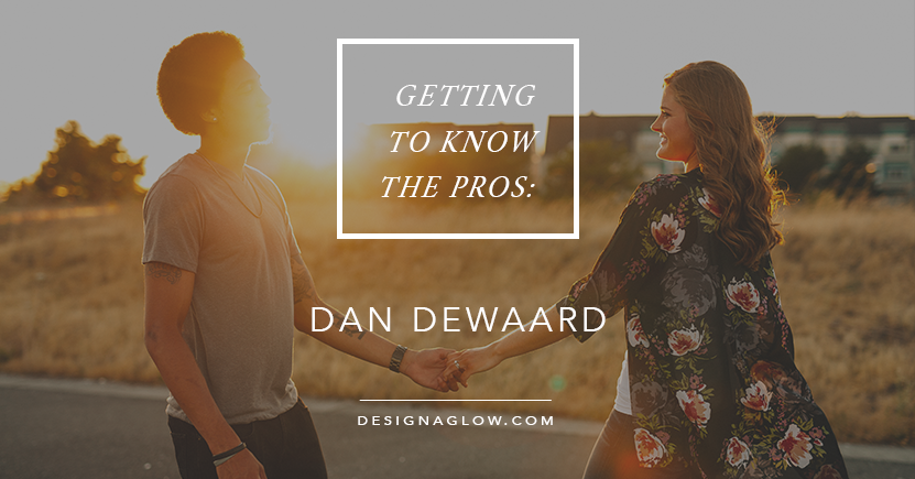 Getting To Know The Pros: Dan Dewaard