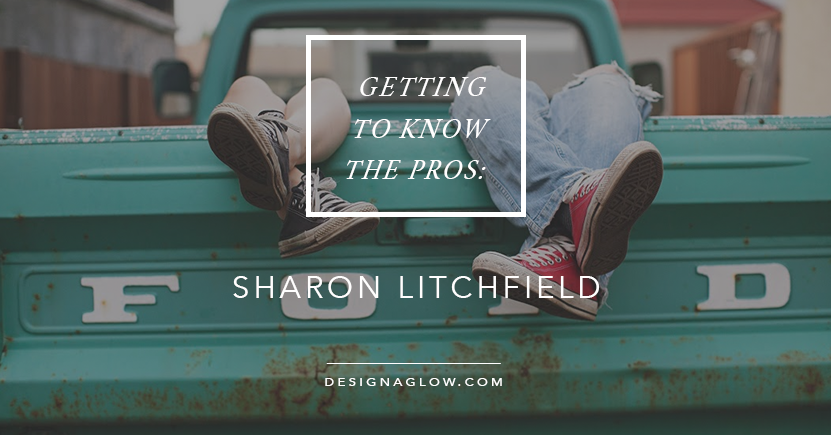 Getting To Know The Pros: Sharon Litchfield