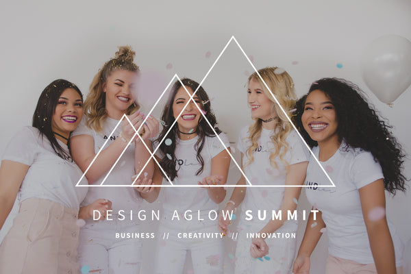 Design Aglow Summit: Ike & Tash