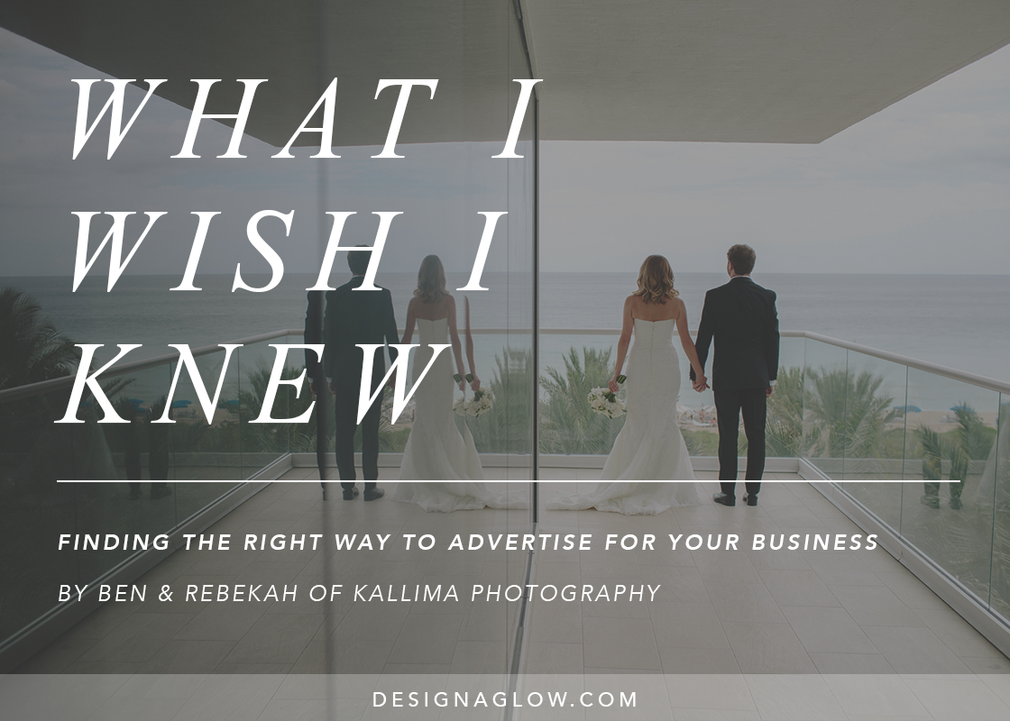 What I Wish I Knew: Finding The Right Way To Advertise For Your Business