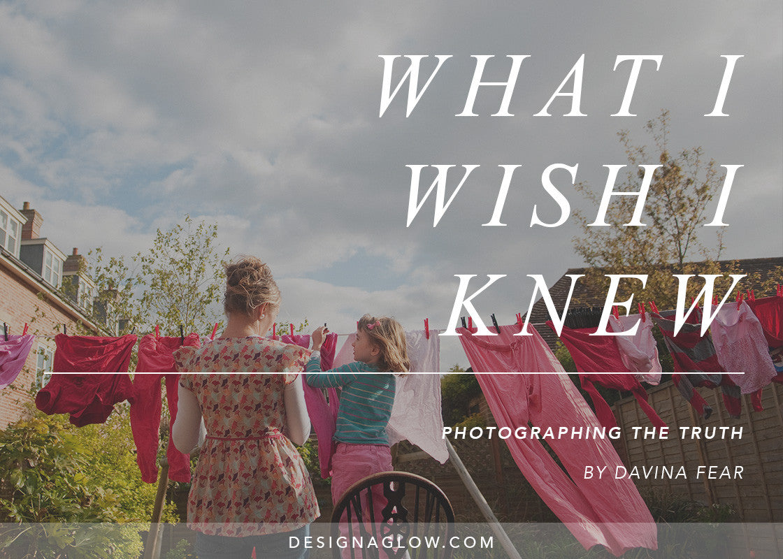 What I Wish I Knew: Photographing the Truth