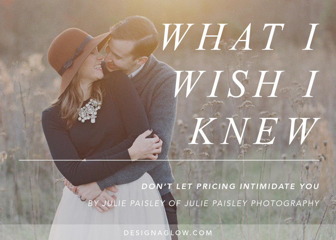 What I Wish I Knew: Don't Let Pricing Intimidate You