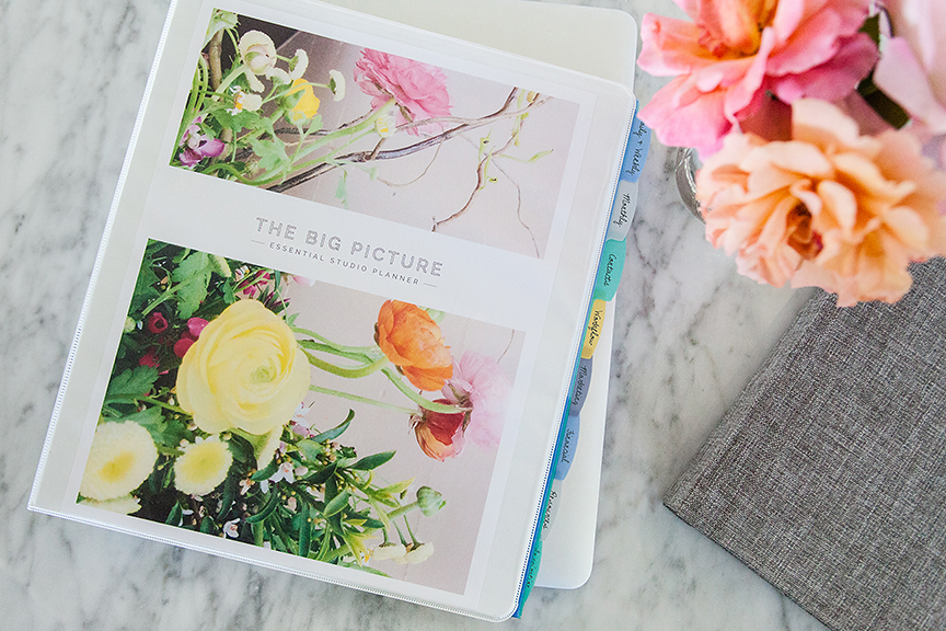 Product Spotlight: The Big Picture Planner