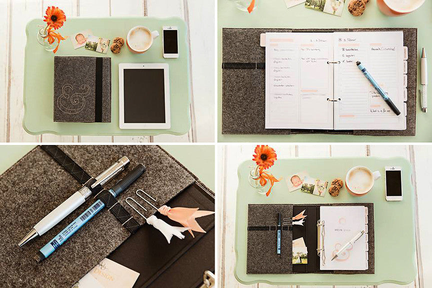 organizing your daily life with the big picture planner