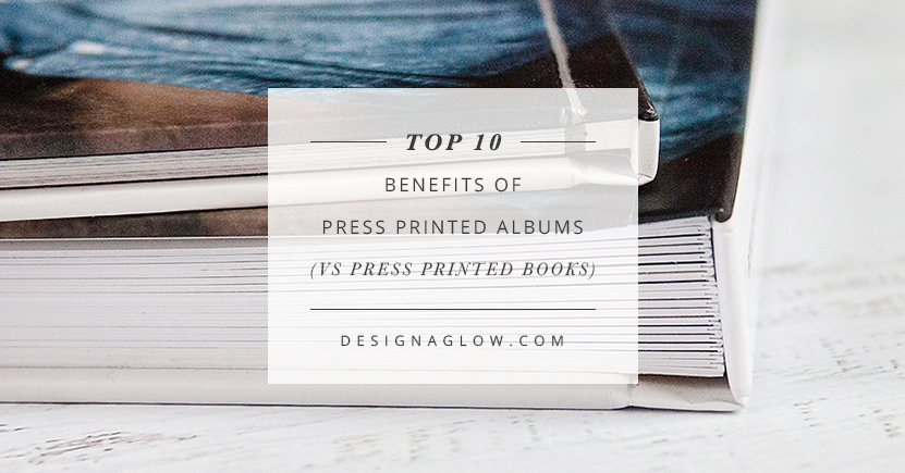 Top 10 Benefits of Press Printed Albums (vs Press Printed Books)