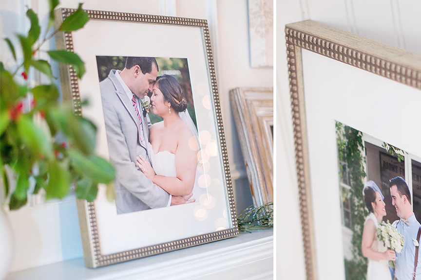 Surprising Your Clients With Framed Gift Portraits