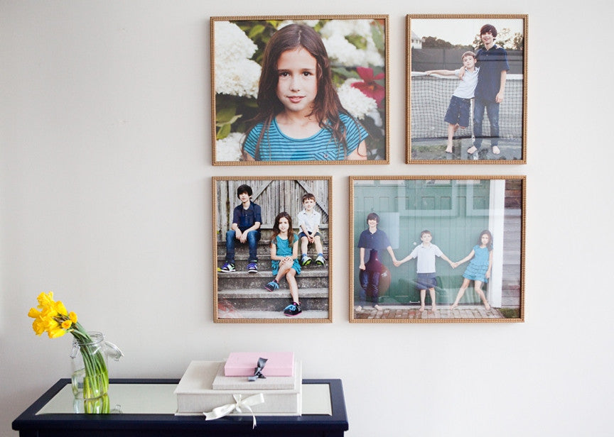 how a photographer sells frames to 75% of her clients, the easy way