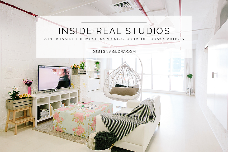 Inside Real Studios: Enchanté Studios