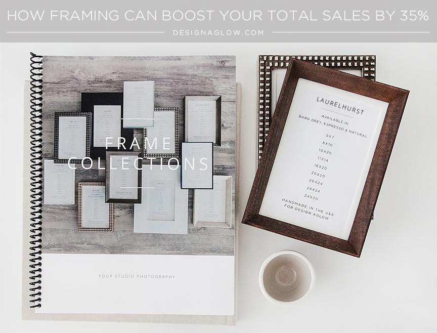 How framing can boost your total sales by 35%