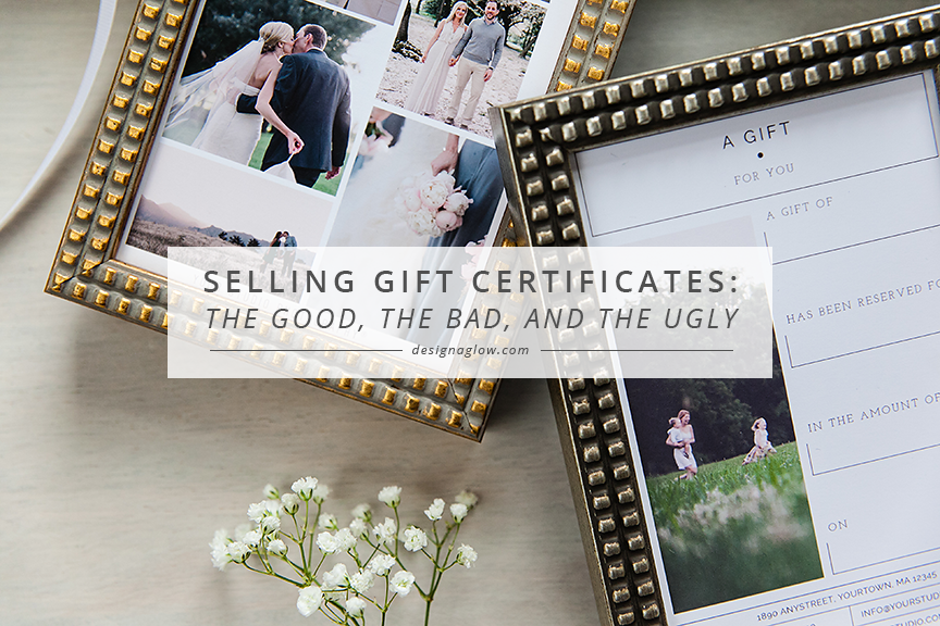 Selling Gift Certificates: The Good, the Bad, and the Ugly