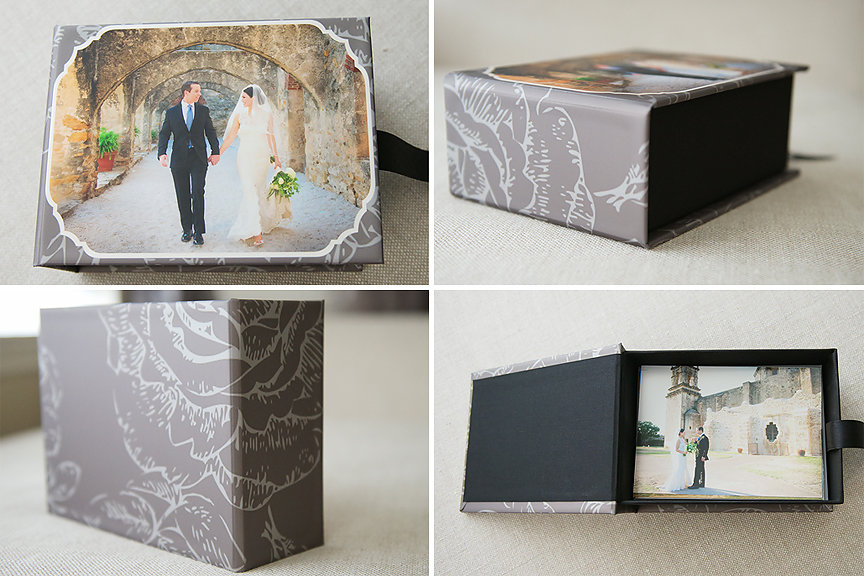 custom photo box keepsake