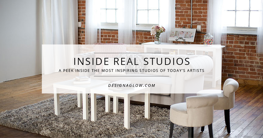 inside real studios: kelli dease photography