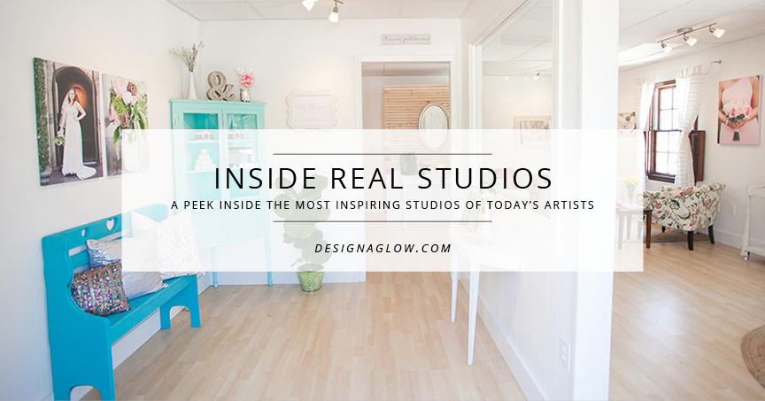 inside real studios: ashley steeby photography