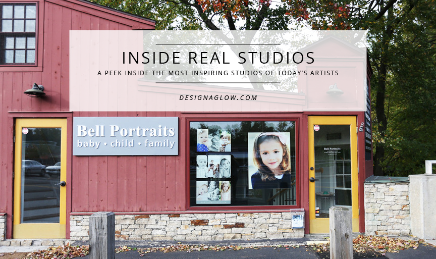 inside real studios: bell portraits