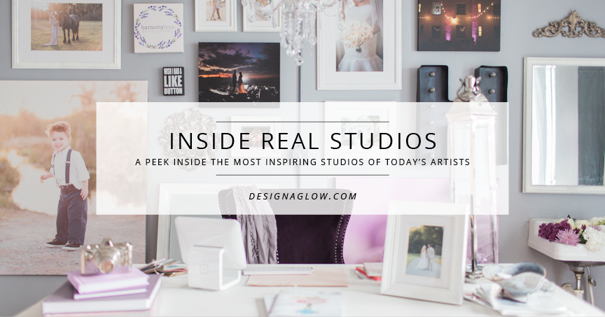 Inside Real Studios: Harmony Lynn Photography