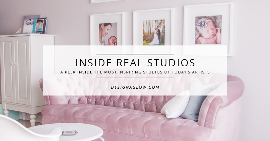 Inside Real Studios: Laura Carew Photography