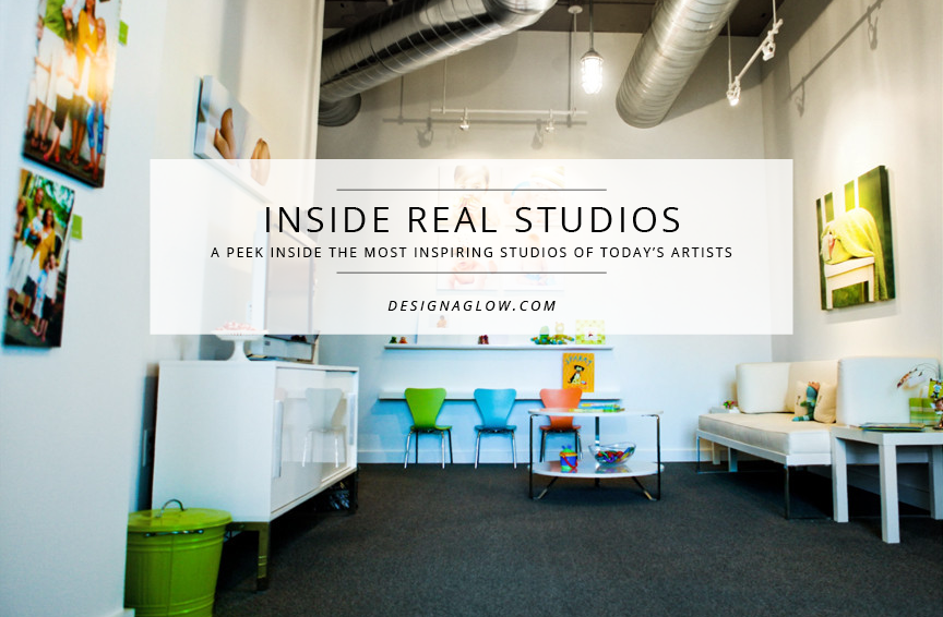 inside real studios: rialee photography