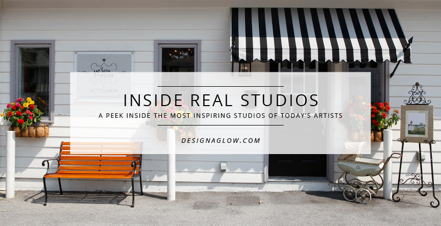 inside real studios: sara morris photography