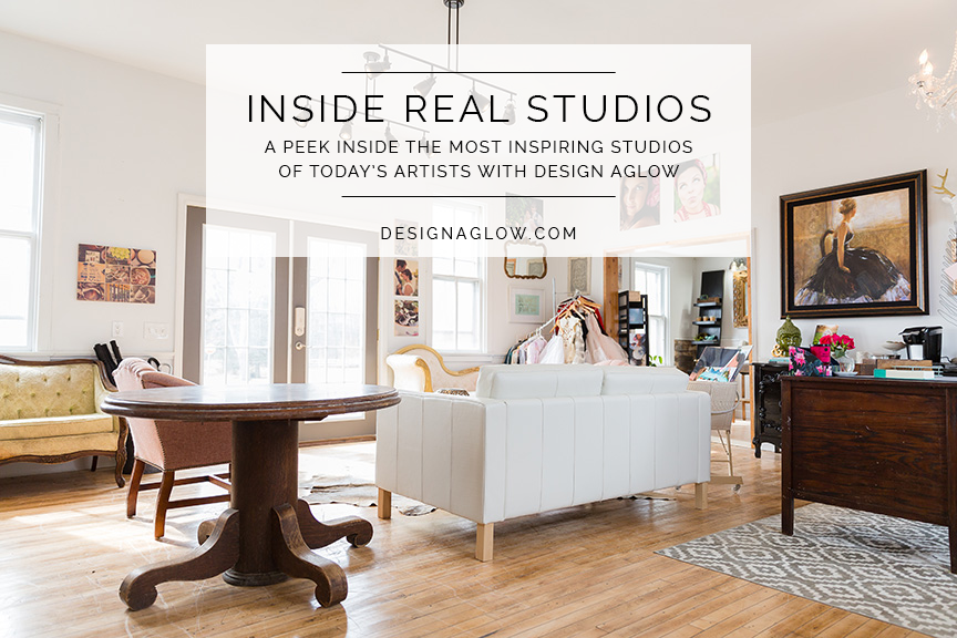 Inside Real Studios: Maryjanes & Galoshes Photography