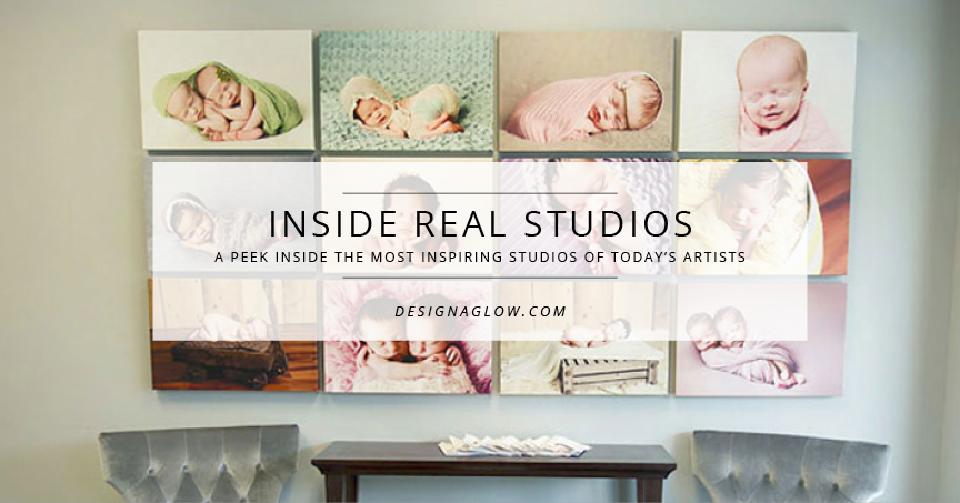 inside real studios: tiny touch photography