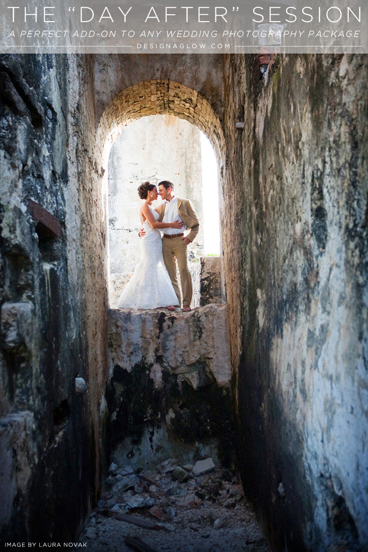The Day After Photo Session: A Perfect Add-On to Any Wedding Photography Package