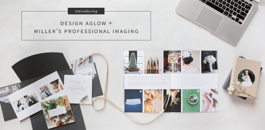 Introducing Design Aglow + Miller's Professional Imaging