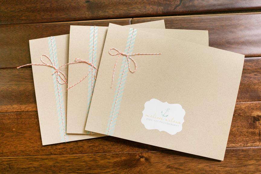 Provide a luxury experience from start to finish with the Wedding Welcome Packet