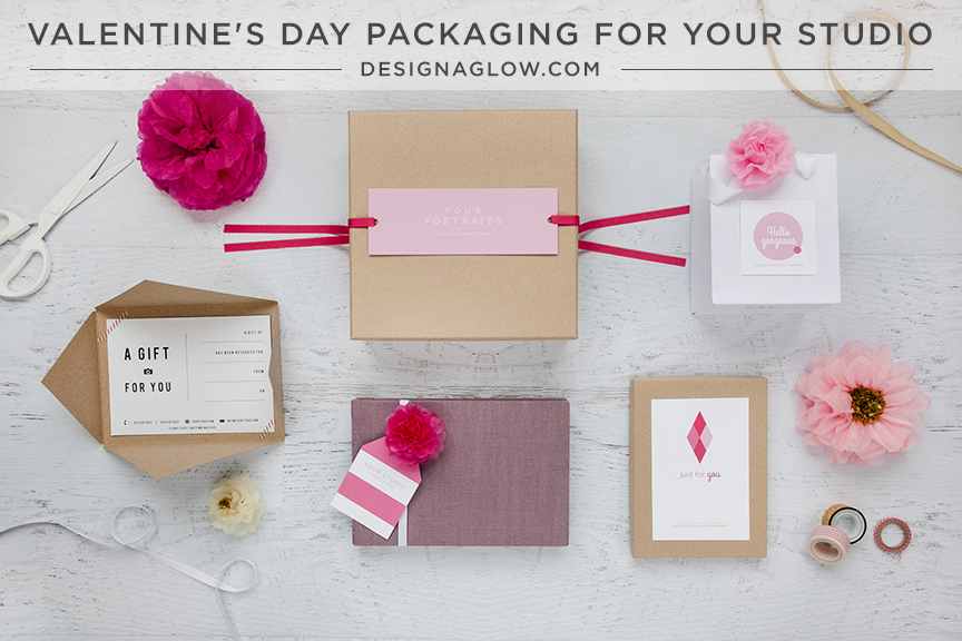 Valentine's Day Packaging For Your Studio