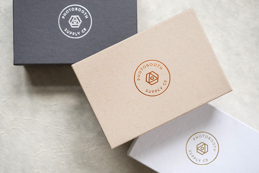 What the Pros Are Saying: Embossed Print Boxes & Photo Booth Print Templates
