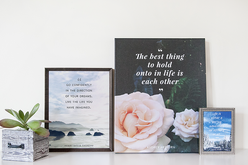 Quotable, Printable, Sellable Art