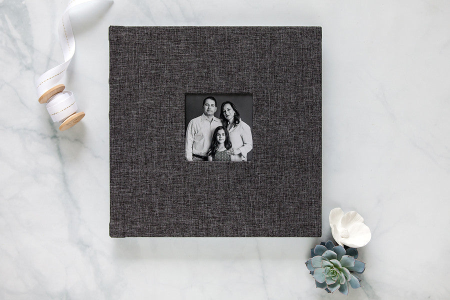 What The Pros Are Saying: Heirloom Family Portrait Albums