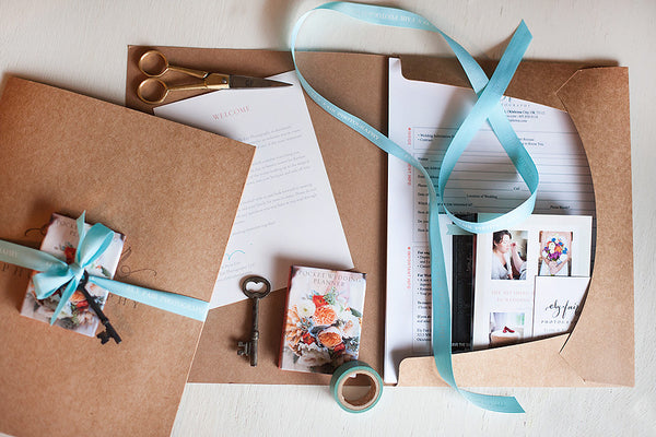 Wedding Gifts Packing Designs: Welcoming Clients To Your Studio In Style
