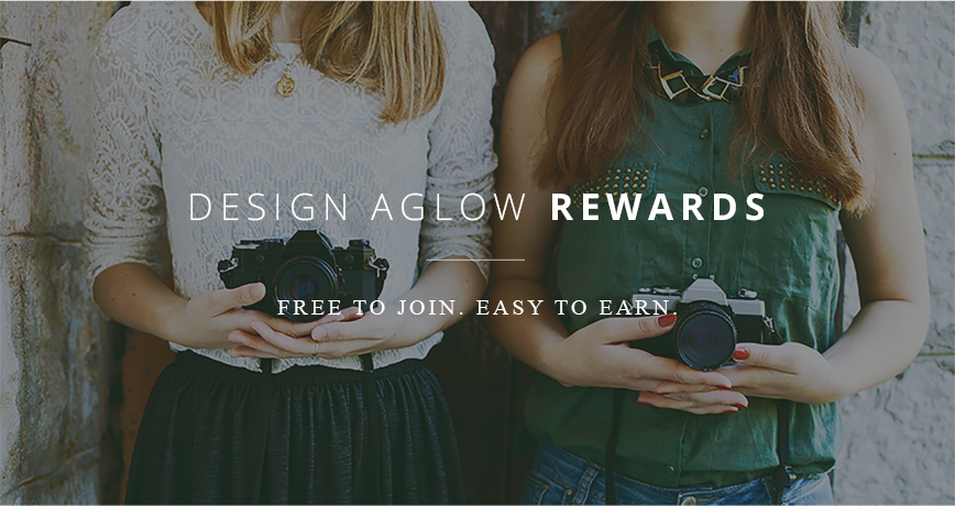 design aglow rewards