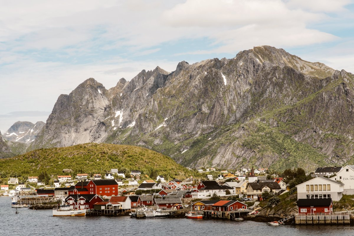 LOFOTEN-ISLANDS