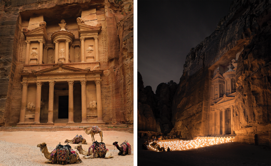 William Cebron Travel Photography in Petra, Jordan