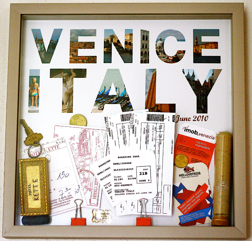 15 Cute DIY Ways To Display Your Travel Souvenirs | TheThings