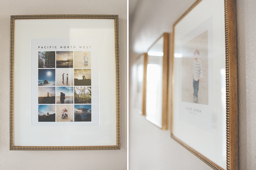 Turn Your Adventures Into Wall Galleries With Design Aglow Frames