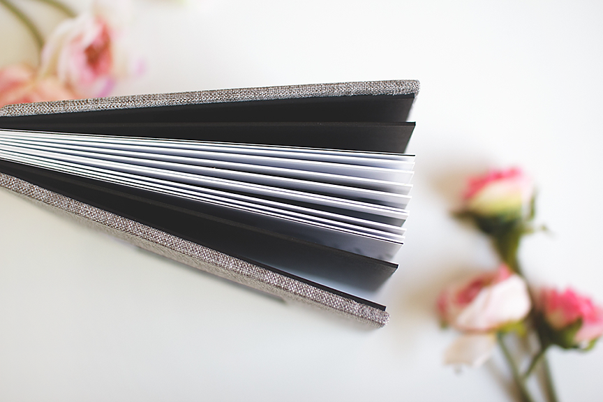 linen albums for photographers