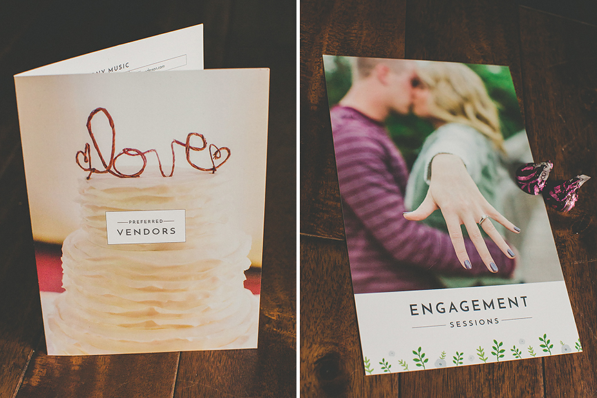 Wedding Welcome Packet for Pro Photographers