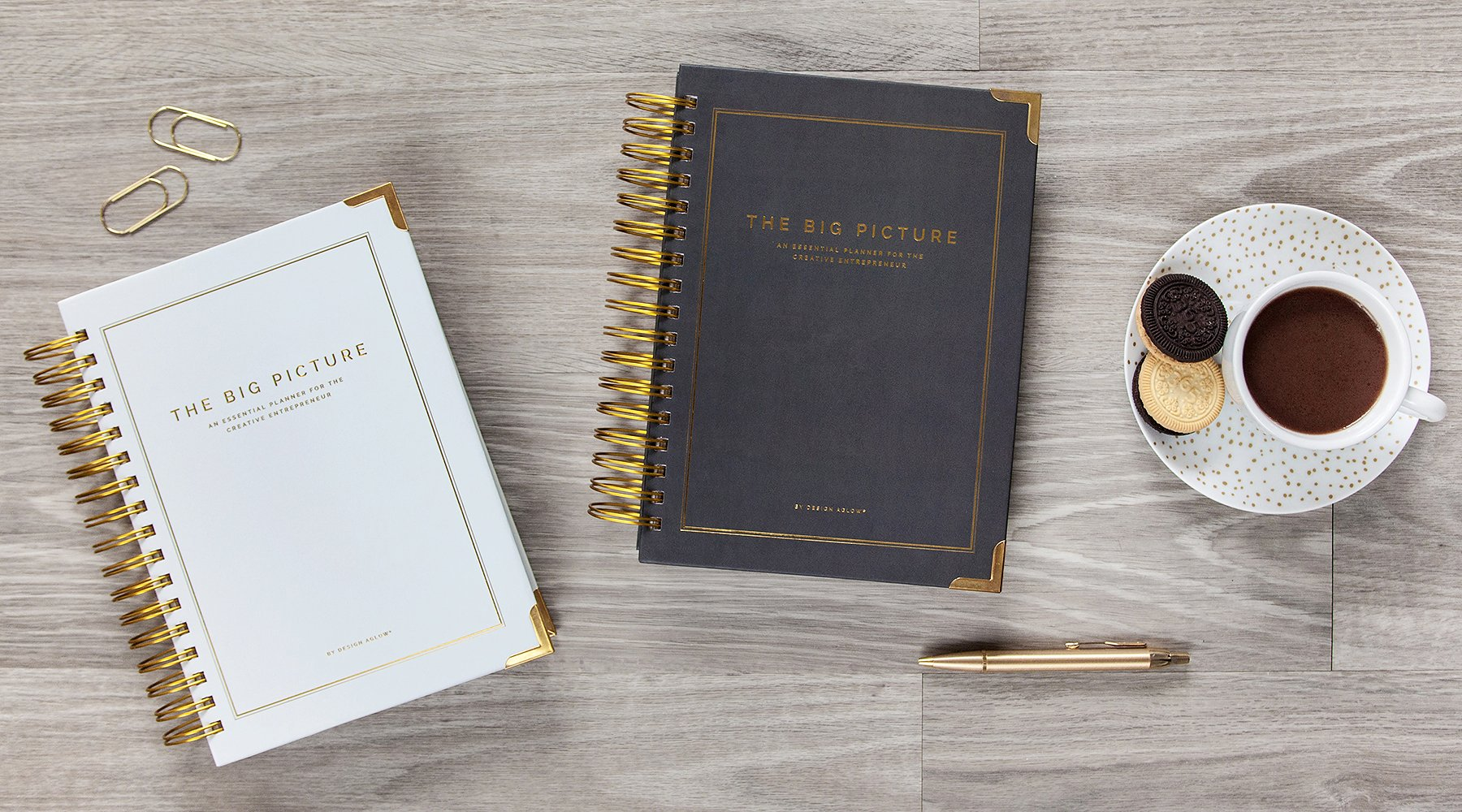 Essential Creative Planner for Photographers